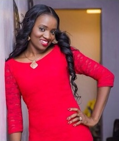 Ese Walter shares photos of what her belly looks like after child birth and reveals she couldn