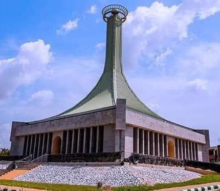 Photos: FG completes Nnamdi Azikiwe Mausoleum in Onitsha