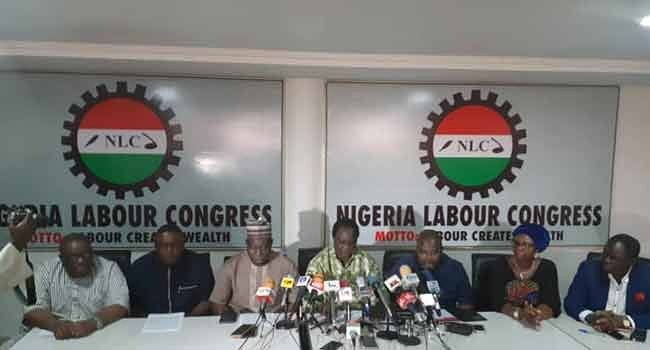 Renege on the N30k minimum wage and we would go on indefinite strike- Labour warns FG