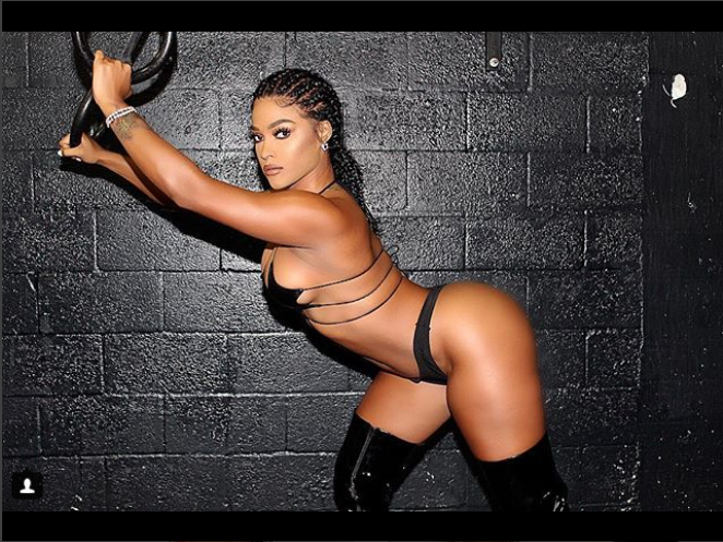 Reality star Joseline Hernandez bombards Instagram with sexy thong bikini photos