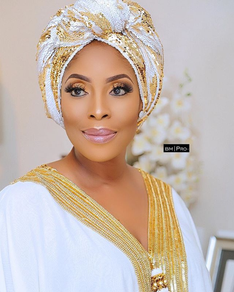 Mo Abudu looks ageless in new photos
