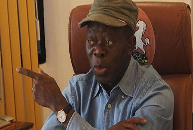 Corruption: PDP alleges Oshiomole is on the run, asks INTERPOL, NIA to track him now