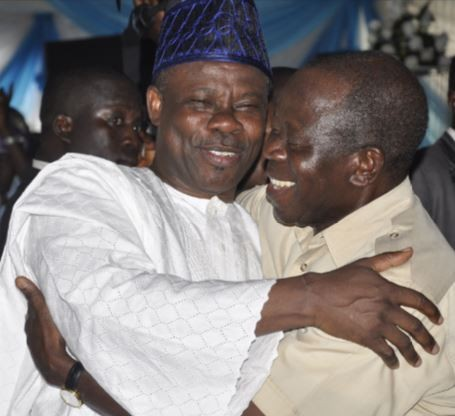 Governor?Amosun speaks on Adams Oshiomhole?s alleged detention