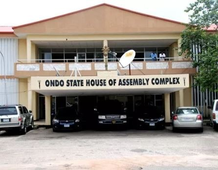 Ondo State House Of Assembly Impeaches Speaker and Deputy Speaker