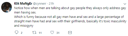 """Straight people disgust me"" Pansexual Nigerian woman calls out straight and homophobic people"