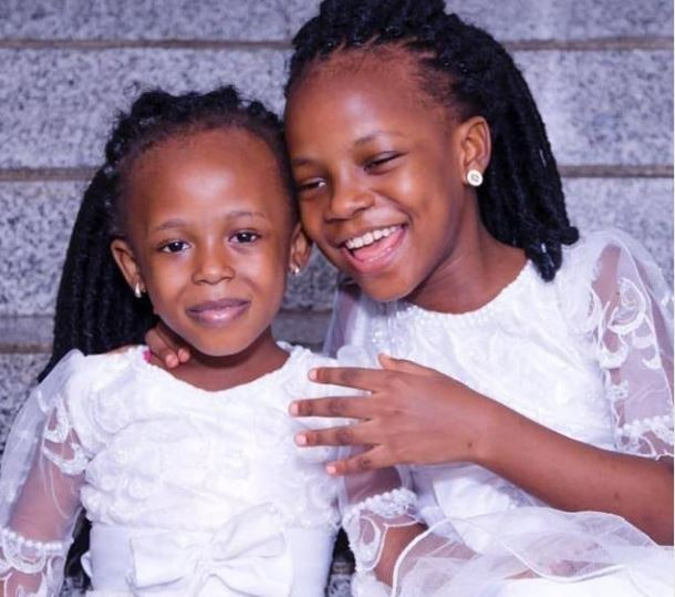 Rapper, Reminisce shares cute photo of his daughters