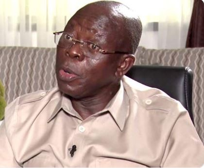 DSS have the right to invite any citizen, I drove myself there and?drove myself back after having a conversation with them -?Adams Oshiomhole