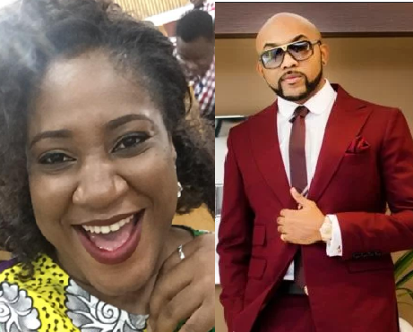 Banky W Replies Business Consultant After She Called Him Out For His Actions During Voters Card Collection