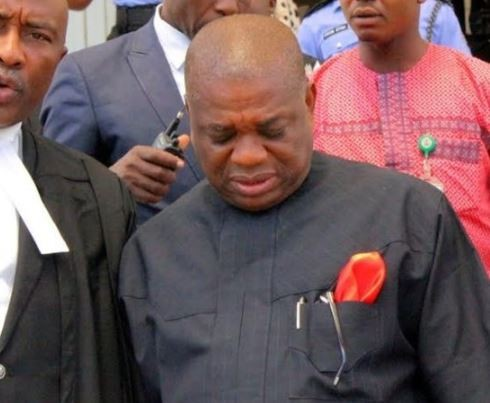 Federal High?Court revokes ex-Abia State Governor?Orji Kalu?s bail