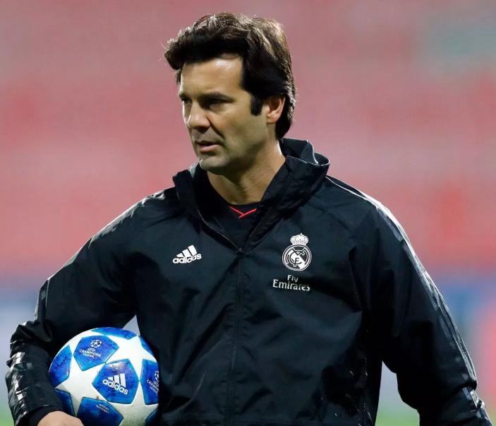 Real Madrid to hire Santiago Solari as permanent coach till end of season