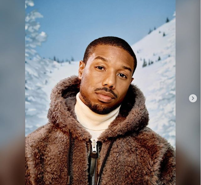 'Black Panther' star Michael B. Jordan is named one of GQ's 2018 Men of the Year (Photos) 20