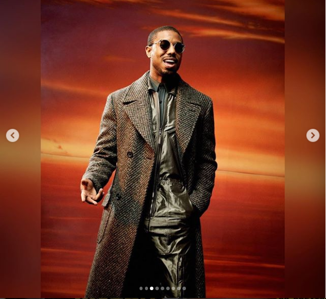 'Black Panther' star Michael B. Jordan is named one of GQ's 2018 Men of the Year (Photos) 22
