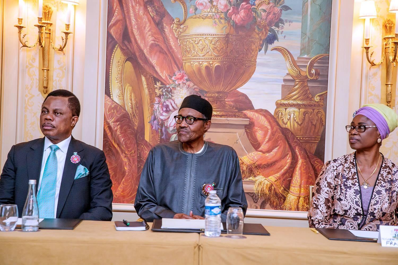 Plenty stolen money still stashed away in US, Europe, others ? President Buhari