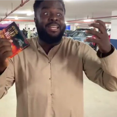 """He is my brother not me"" - Kunle Afolayan distances himself from his brother"