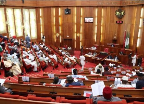 Senate adjourns for one week over low turnout of lawmakers