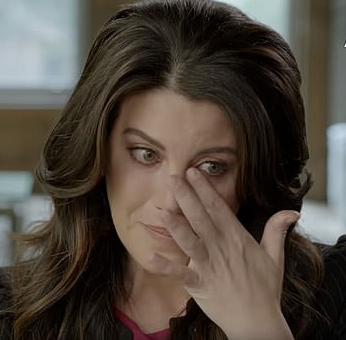 Monica Lewinsky breaks down in tears and reveals she was suicidal when FBI told her she will be a Clinton informant