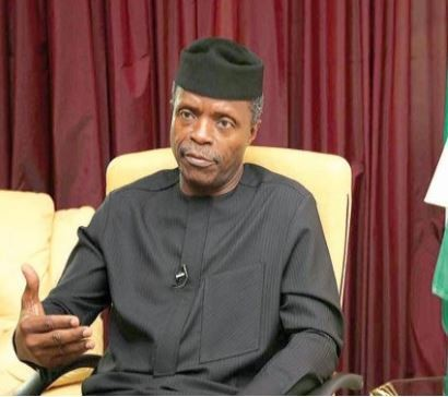 N5.8bn NEMA Scam: Osinbajo?has questions to answer -?House of Representatives insists