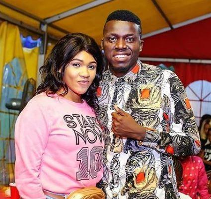 Comedian Akpororo celebrates 3rd wedding anniversary