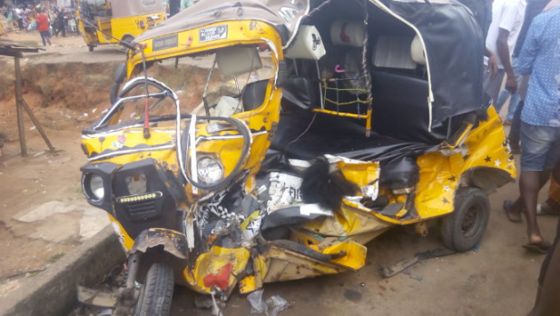 Pregnant woman, one other killed in fatal tricycle accident in Abia state