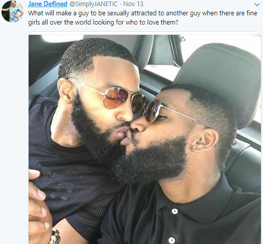Gay guys nigerian 5 horrifying