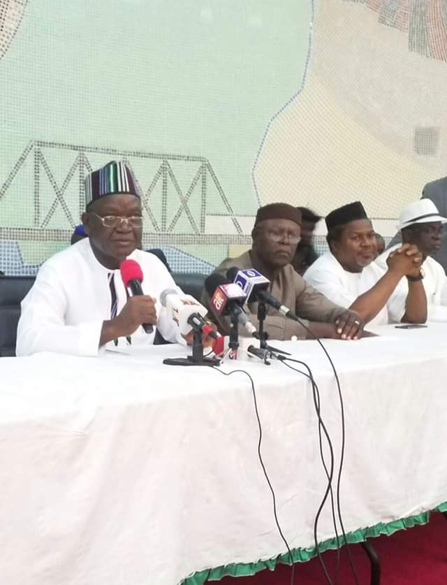 Governor Ortom names school after 13-year-old rape victim, Ochanya