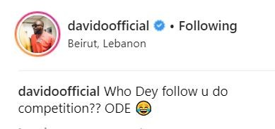 New Beef? Between Davido, Timaya and the