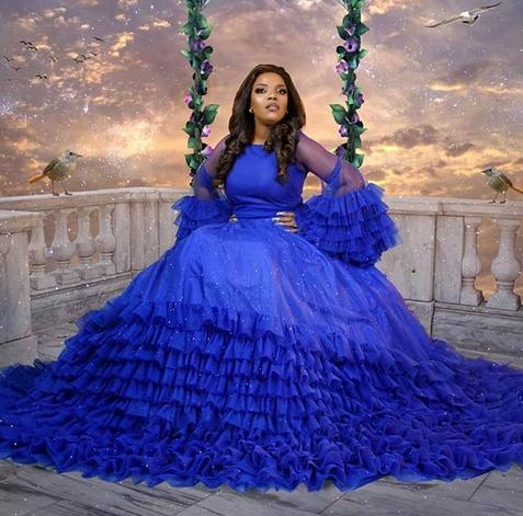 Actress Empress Njamah shares lovely new photos as she turns a year older