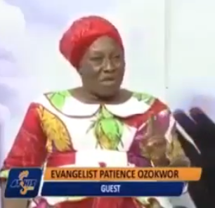 """If you have repented and you have not changed your wardrobe, you still have a long way to go"" - Actress Patience Ozokwor preaches (video)"