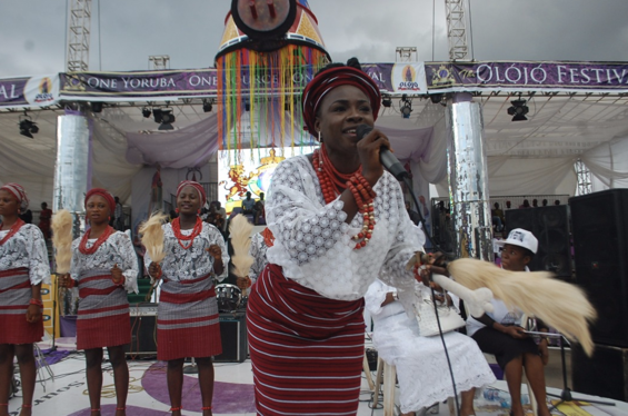 All the gist about the MTN Sponsored Olojo Festival