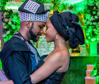 ''The best decision I have made in my adult life was to wait until I found my wife'' Banky W says as he celebrates wedding anniversary with Adesua