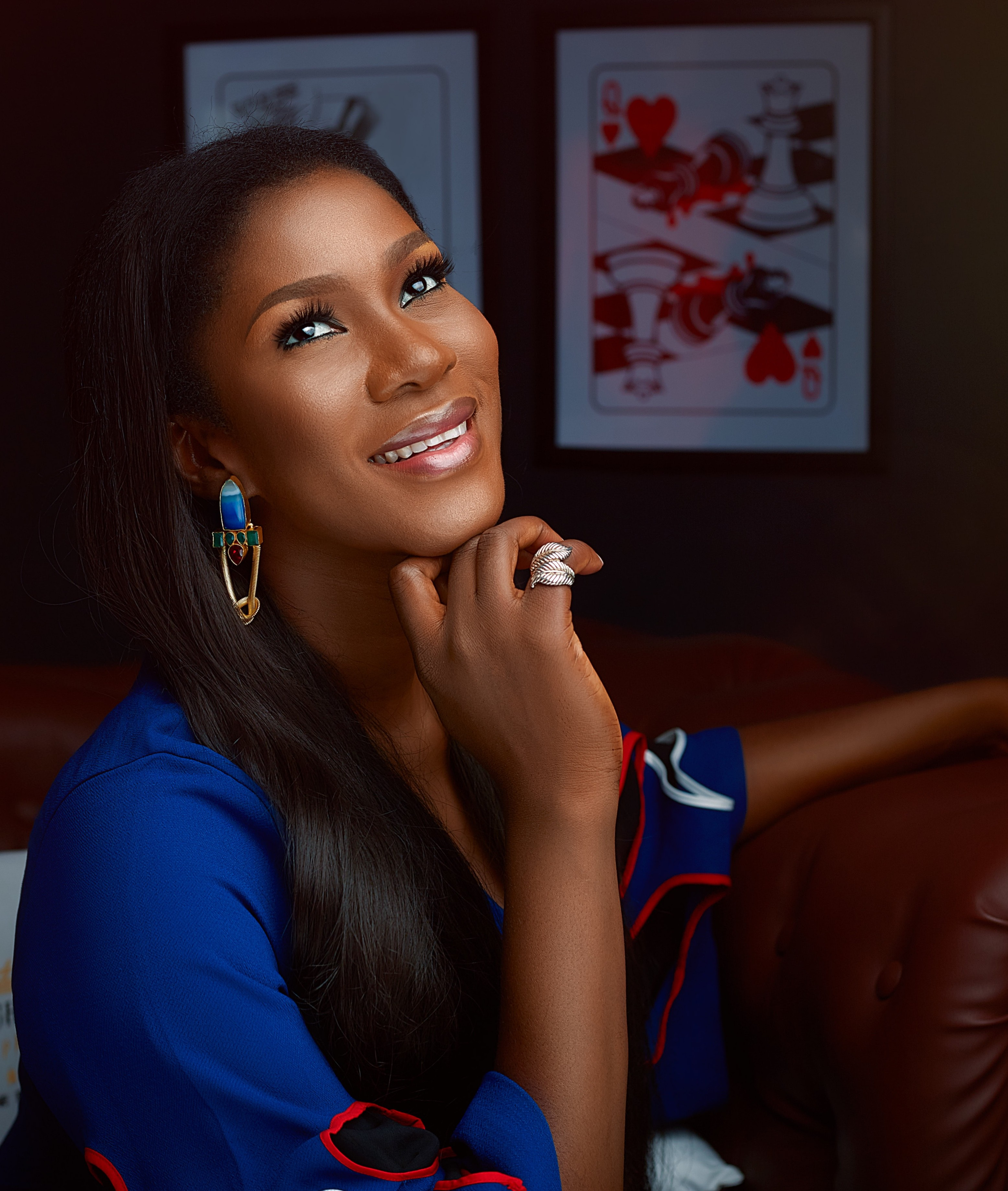 Stephanie Linus Becomes the ambassador for Nollycasting - The Number 1 Casting Site In Africa For Film/TV, Music Video, Commercials, Comedy & More!