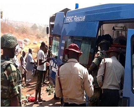 4 INEC staff, a youth corps member die?in fatal Kogi road accident