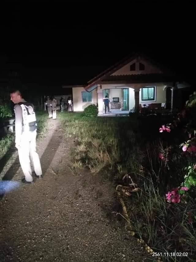 Photos: Father kills man who climbed into daughter