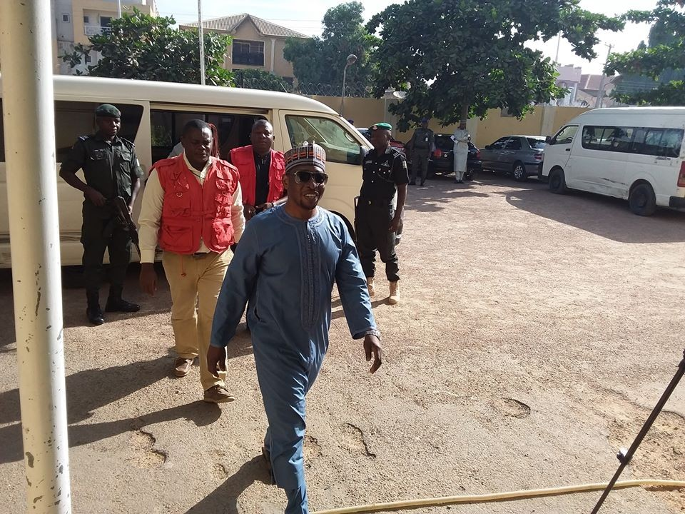 EFCC arraigns Kano governorship candidate, 1 other for alleged $1.3m fraud