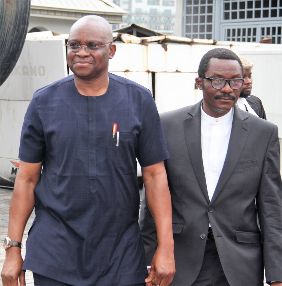 N2.2bn Fraud: EFCC presents four witnesses against Ex-Ekiti governor, Ayo Fayose