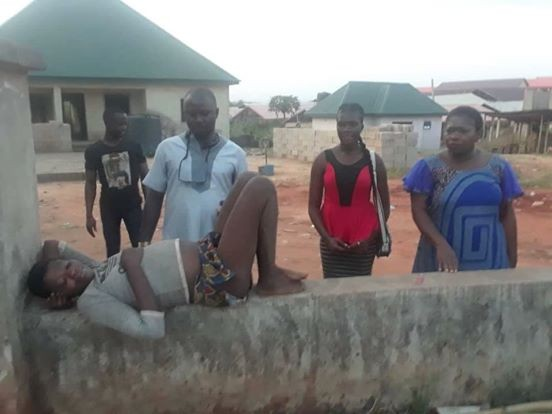 Photos: Ministry of Women Affairs rescues mentally challenged pregnant teenager from the street