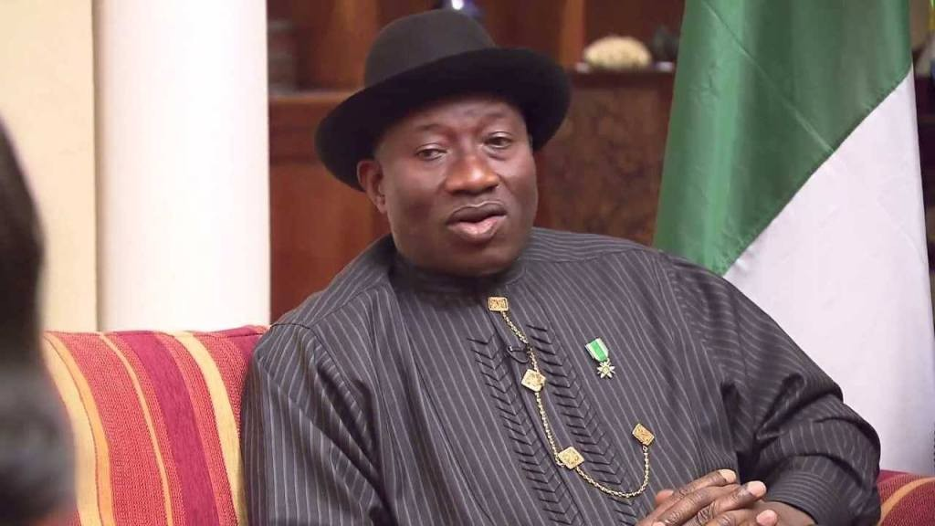 Goodluck Jonathan reveals those behind his defeat In 2015, accuses Obama of meddling in the election