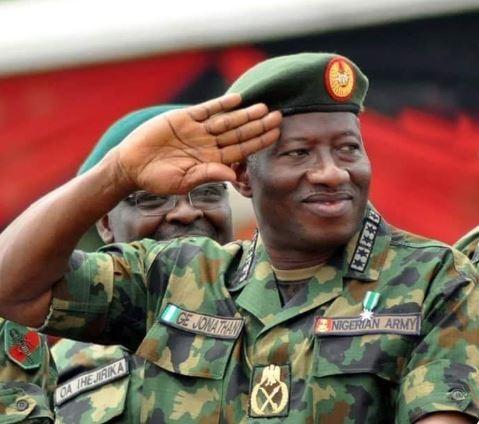 Fayose describes Goodluck Jonathan as