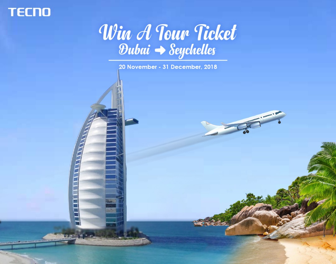 #24MPAIClearSelfie Challenge: Win an all-expense paid trip to Dubai and Seychelles