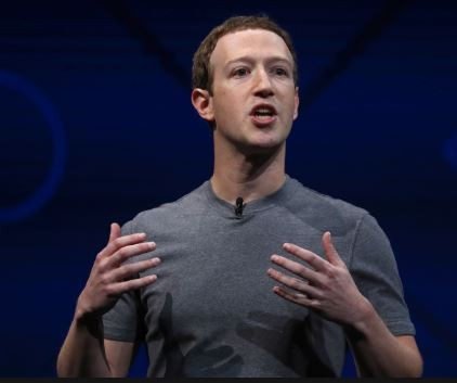 Mark?Zuckerberg says he won