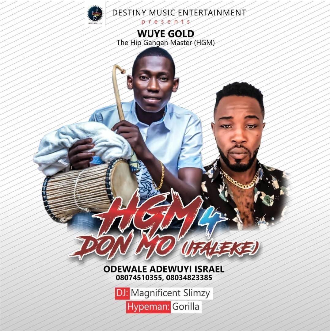 Mixtape: HGM - HGM For Don Mo (Ifaleke)