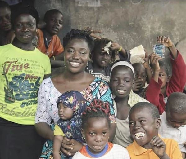 Nutrition Enterprise to reduce child malnutrition with #Saving10k Project?(Photos)