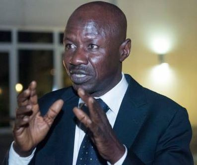 Aftermath of Fire Outbreak: EFCC relocates Data Centre and Inter Agency Task Force