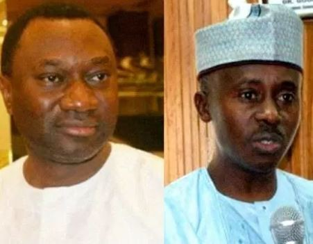 Alleged $3m Bribe: Femi Otedola appears In court, Insists Senator Farouk?Lawan demanded money