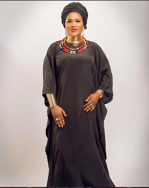 Sunmbo Adeoye releases stunning photos to celebrate her birthday.