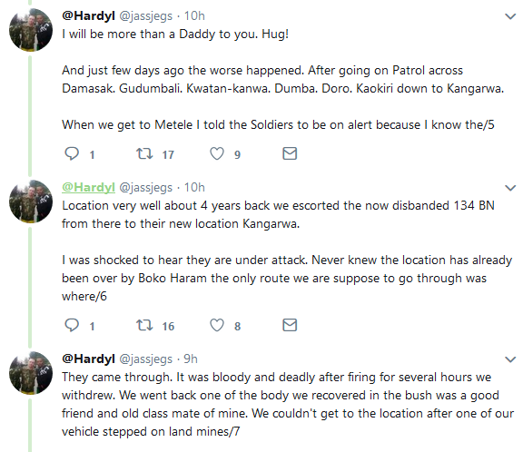 Nigerian Army commander allegedly refuse scholarship for daughter of a deceased soldier whose mother turned down his advances