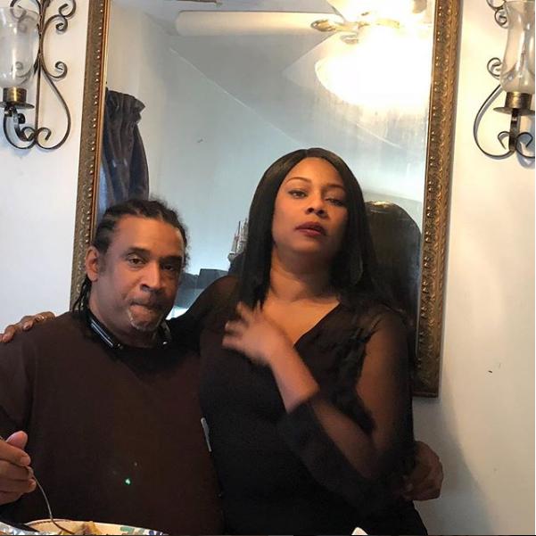 Regina Askia shares rare photos with her husband Rudolph