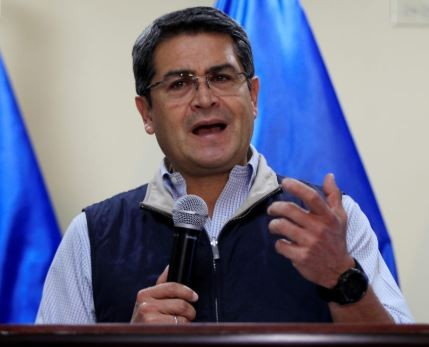 Honduran President?s brother arrested in the United States for drug trafficking