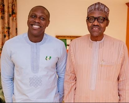 Obasanjo?s son, Olajuwon emerges president of Buhari Youth Organisation