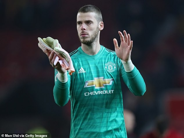 David De Gea set to become the highest paid goalkeeper in the world